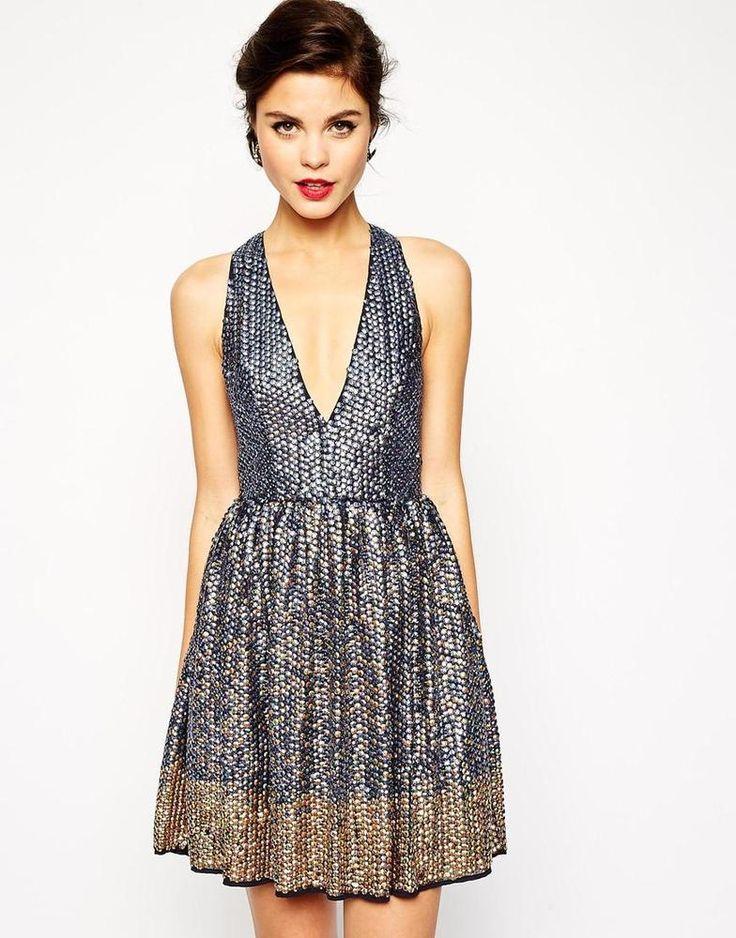 1000  ideas about Asos Sequin Dress on Pinterest  Glitter dress ...