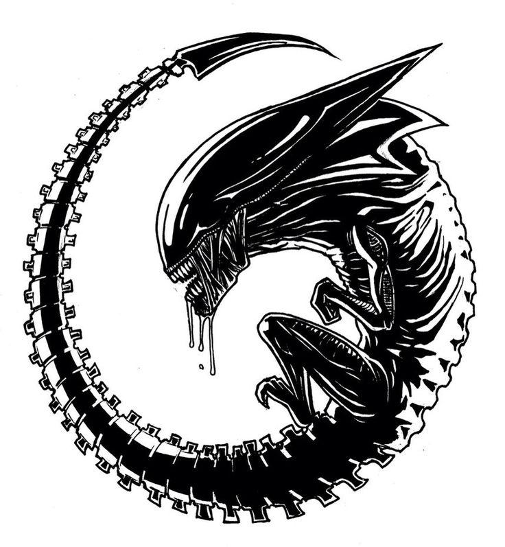 17 Best Images About Alien On Pinterest Back