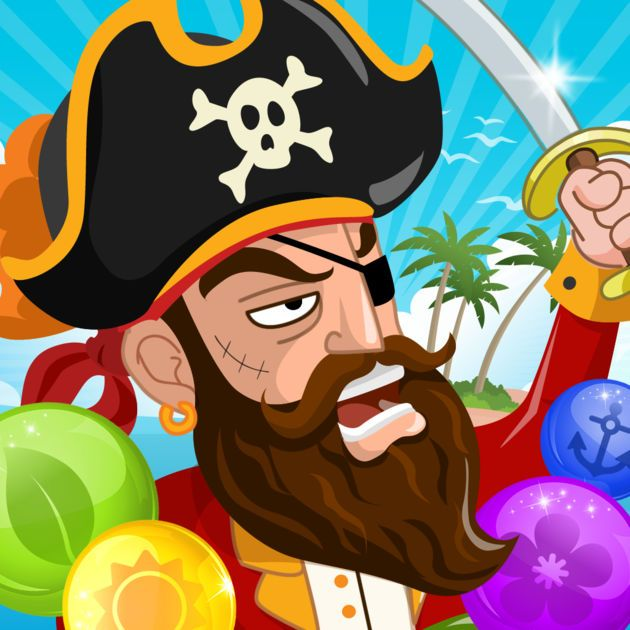 #NEW #iOS #APP Bobble War With Friends! - Pandereta Estudio