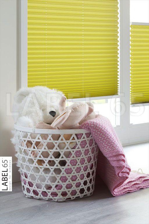 Een plisse gordijn heeft een gekartelde stof en is beschikbaar in transparant, semi transparant en verduisterend!