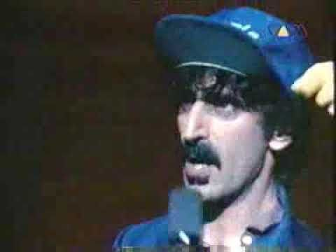 Frank Zappa Joes Garage - YouTube