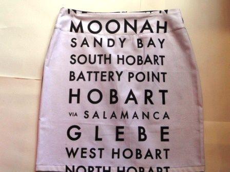 Hobart suburbs skirt size 12