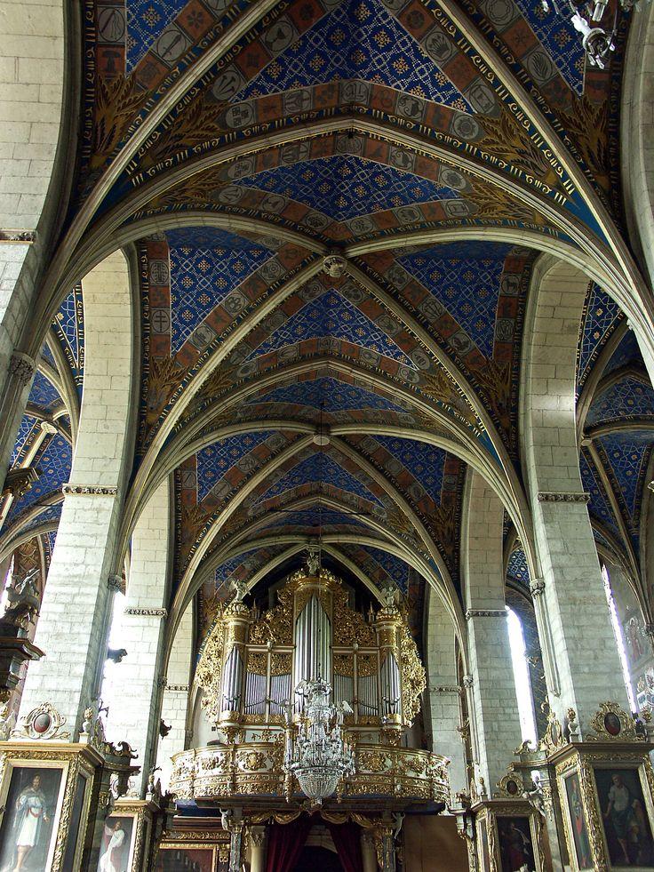 Bazylika katedralna - Sandomierz