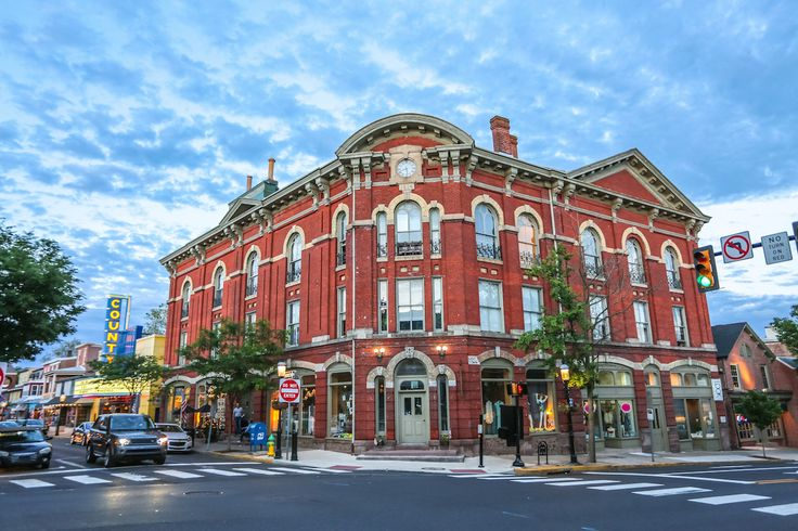 The small town of Doylestown, Pennsylvania is nestled between Philadelphia and NYC. This cute historic town in Bucks County makes for an amazing getaway.