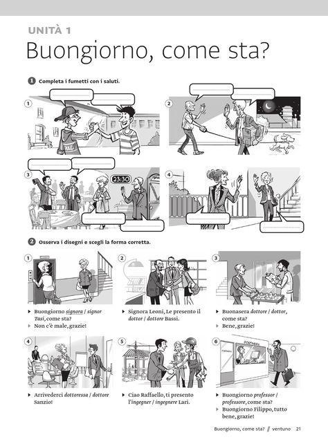 Al lavoro! Corso di italiano per stranieri in contesto lavorativo Per informazioni: clienti@loescher.it