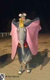 Dumbo Costume - The Horse Tailor