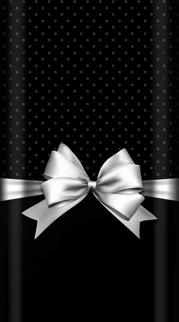 Cell Background Wallpaper Lace Wallpaper Bow Wallpaper