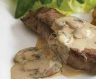 Recipe Creamy Mushroom sauce by Wise Woman Ways - Recipe of category Sauces, dips & spreads