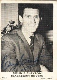 1. Ronnie Clayton Blackburn Rovers