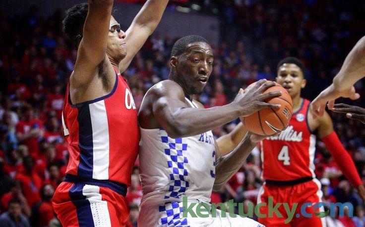 Kentucky basketball vs. Ole Miss, game recap, Dec. 29, 2016   Lexington Herald-Leader
