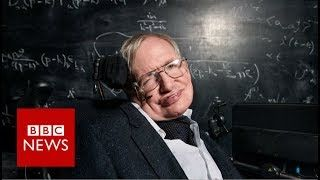 Stephen Hawking: Trump stance could damage Earth  BBC News