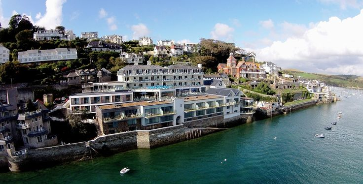 Salcombe Harbour Hotel & Spa: Luxury Spa Hotel Salcombe, Devon Image:Salcombe-Harbour-Hotel.co.uk