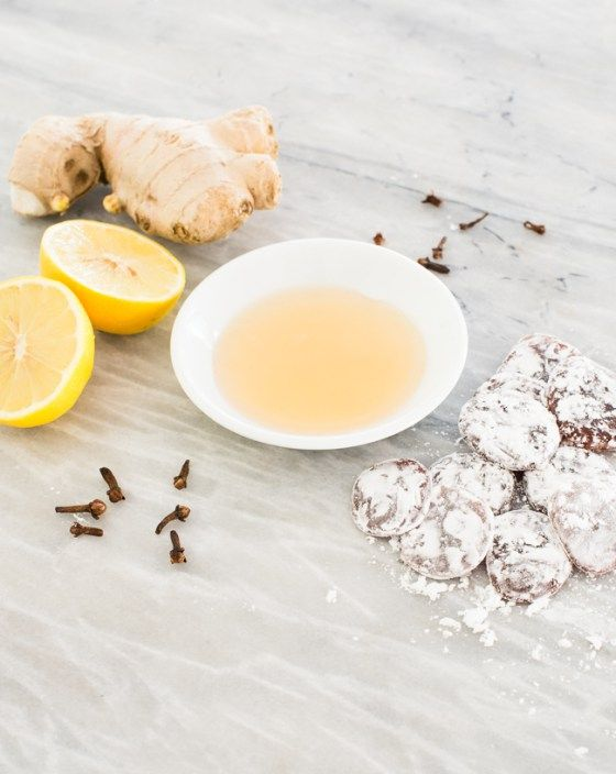 Feel Better Faster with 8 Natural Cough + Sore Throat Remedies