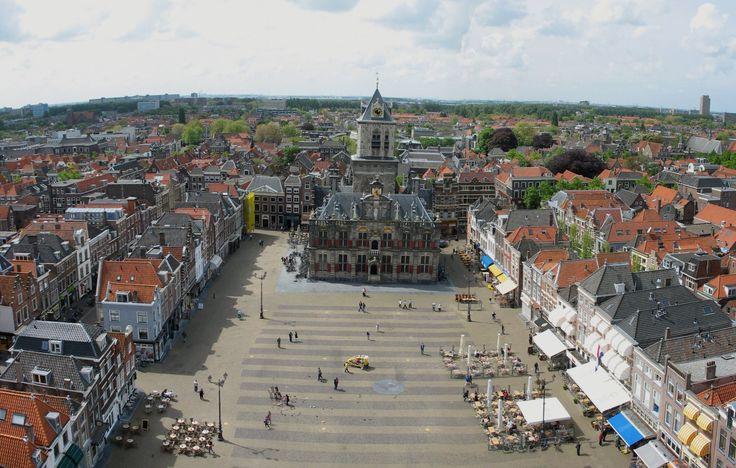 Delft, Olanda, 2009