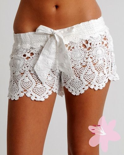 for swim suit - cover up shorts