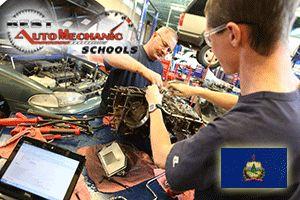 Check out the Top Auto Mechanic Schools in Vermont (VT) - http://best-automechanicschools.com/vermont/