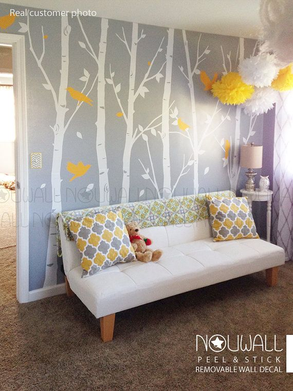 best 25 tree wall decor ideas on pinterest tree wall. Black Bedroom Furniture Sets. Home Design Ideas