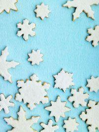 Snowflake CookiesCookies Ideas, Christmas Goodies, Cookies Cake, Butter Cookies, Holiday Food, Snowflakes Cookies, Christmas Cookies Kids, Cookies Recipe, Cookies Snowflakes