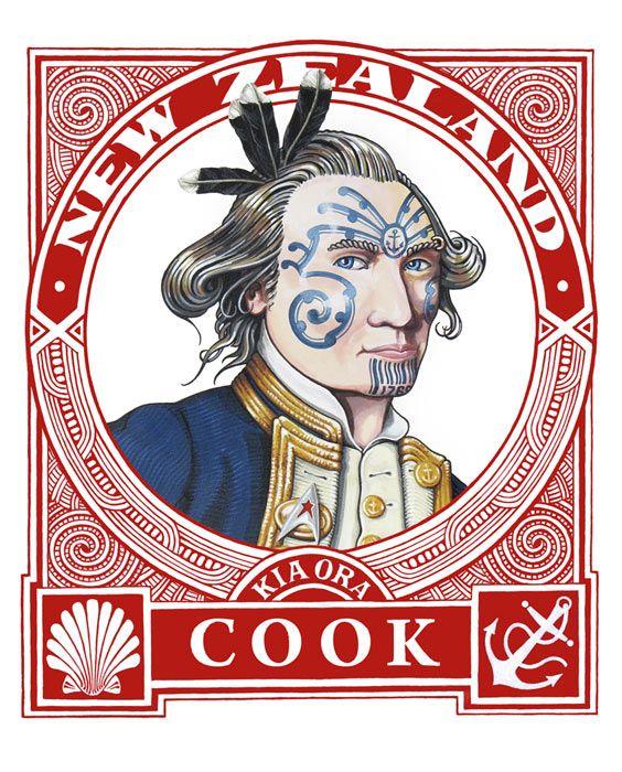 'kia ora Cook' Lester Hall
