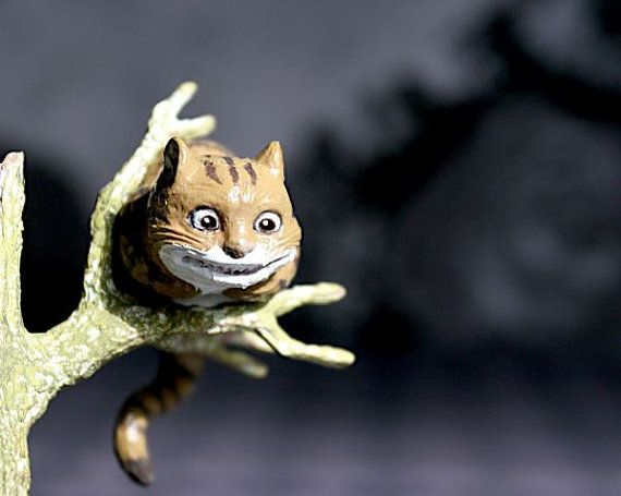 Alice In Wonderland  Cheshire Cat  Photograph  Various by BACLORI