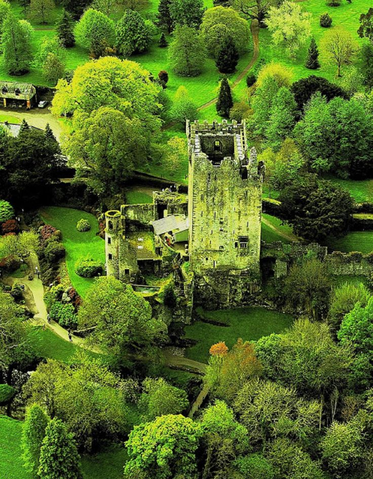 Blarney Castle  |  Cork, Ireland