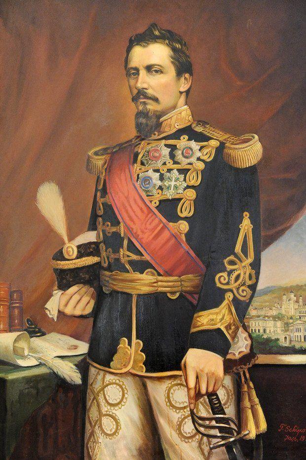 Príncipe Alexandru Ioan Cuza