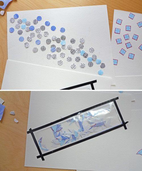 security envelope postcards make security envelopes into postcards