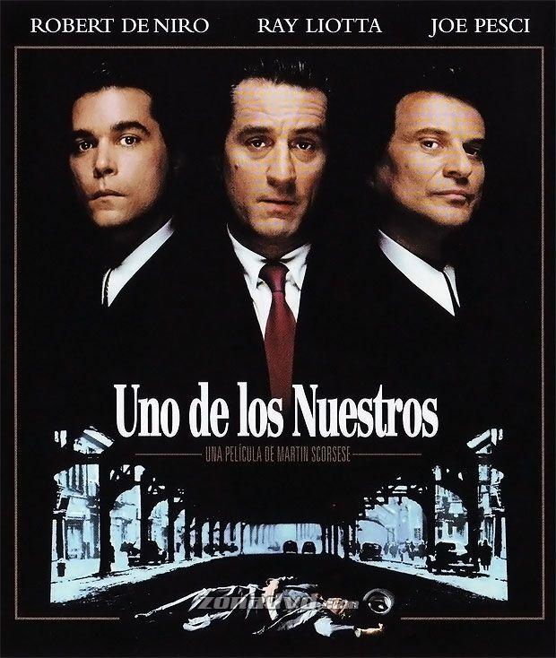 Uno de los nuestros (1990) EEUU. Dir: Martin Scorsese. Mafia. Suspense. Drama. Películas de culto.