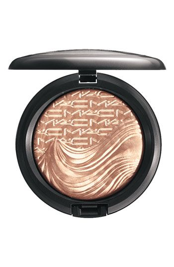M·A·C 'Extra Dimension' Skinfinish is a liquid-powder highlighter with prismatic reflections that sculpts, highlights and models the face. The cool, creamy near-fluid formula creates a luminous, well-defined finish and wears ten hours.