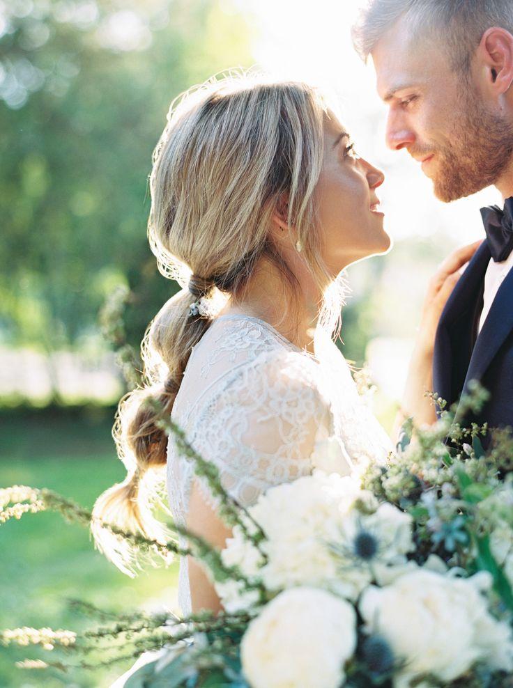 Elegante und noble Brautfrisur-Trends