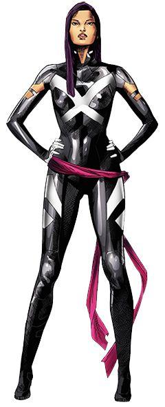 27 best Fighting Women, in Black images on Pinterest ... Marvel Now Psylocke