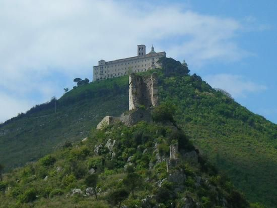 Photo of The Abbey of Montecassino (Abbazia di Montecassino)