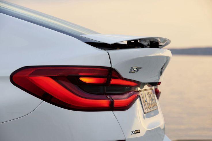 BMW Série 6 Gran Turismo : de cinq à six