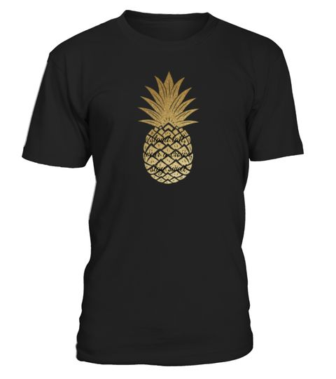 Glitter Pineapple - Women's Organic T-Shirt
