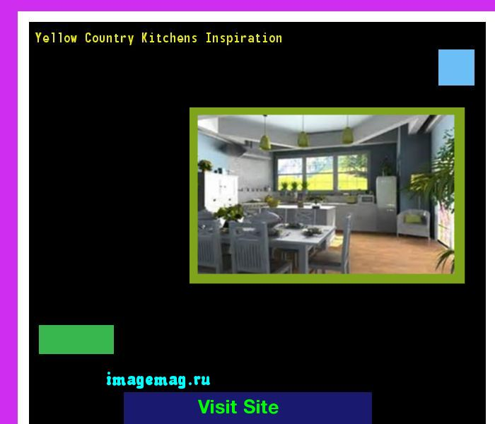Yellow Country Kitchens Inspiration 175147 - The Best Image Search