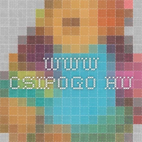 www.csipogo.hu