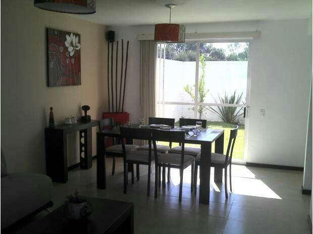 Pin de brunilda en sala y comedor en poco espacio for Cocina comedor en poco espacio