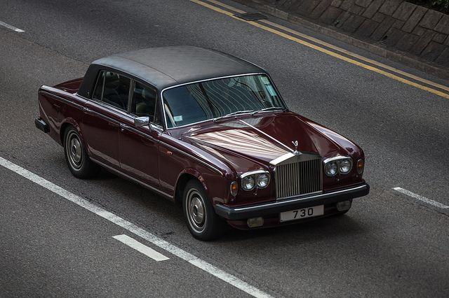 Rolls Royce Silver Spirit - 730 by Keith Mulcahy, via Flickr