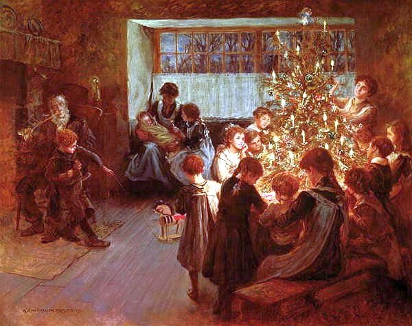 http://hubpages.com/hub/Some-Old-Fashioned-Christmas-images-for-Art-Lovers-this-holiday