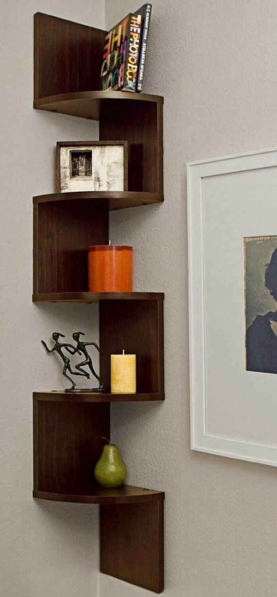 Best 25 Corner Wall Shelves Ideas On Pinterest Corner