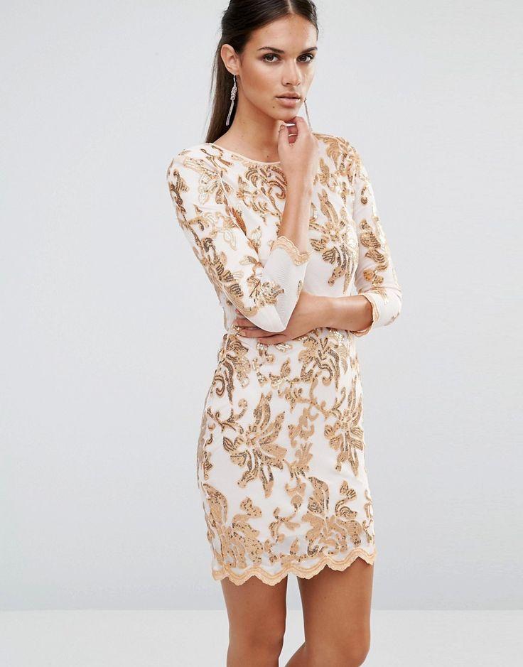 17 Best Ideas About Sequin Midi Dress On Pinterest