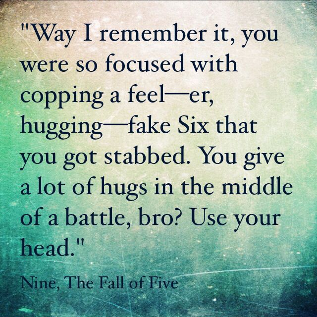 I Am Number Four: The Fall of Five