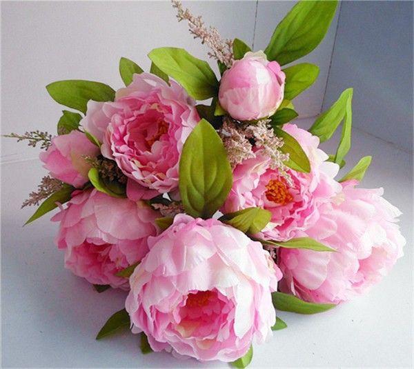 les 25 meilleures id es de la cat gorie bouquets de fleurs faux sur pinterest fausses fleurs. Black Bedroom Furniture Sets. Home Design Ideas