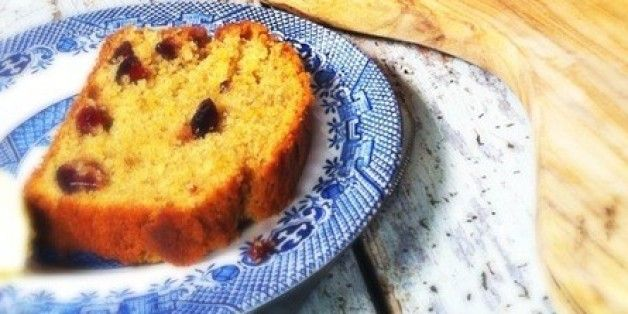 Easy Orange and Cranberry Loaf Recipe