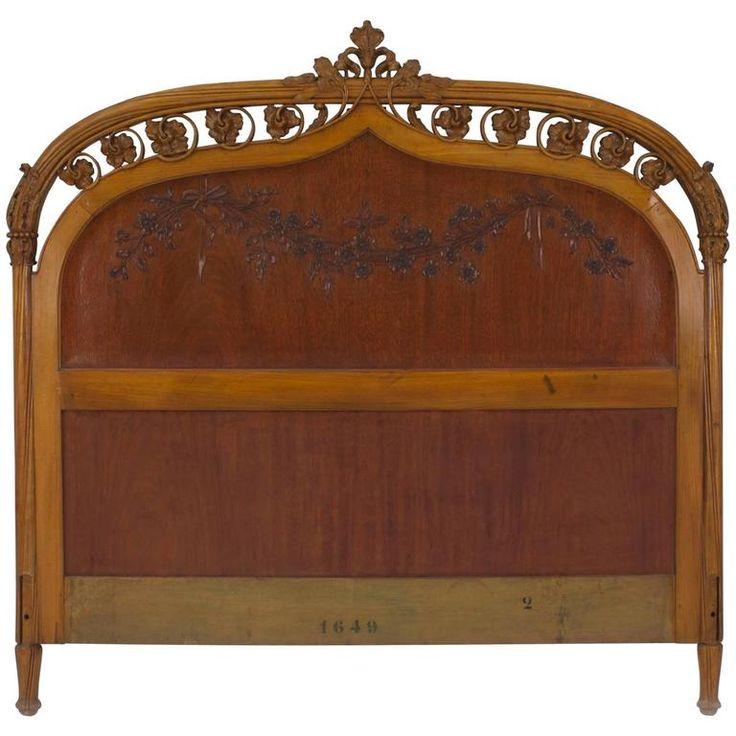 Art Nouveau Walnut 3 Piece Bedroom Suite: Best 20+ Art Nouveau Bedroom Ideas On Pinterest