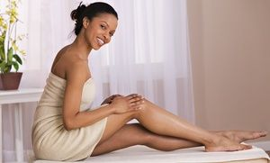 Groupon - Three or Six Laser Hair-Removal Treatments on a Small, Medium, or Large Area at Advanced Laser Clinics (Up to 95% Off) in Oak Brook. Groupon deal price: $0.99