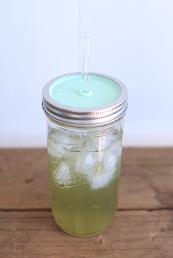 Greenmunch - Mason Jar Tumbler Lid - Widemouth, $8.99 (http://www.greenmunch.ca/mason-jar/lids-for-drinking/lids-with-straw-holes/mason-jar-tumbler-lid-widemouth/)