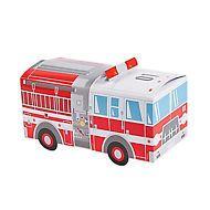 FIREMAN PARTY - Fire Engine Table Centrepiece Decoration