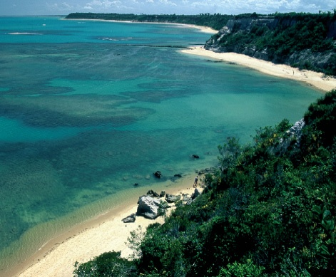 Praia do Espelho - Caraivas, Bahia
