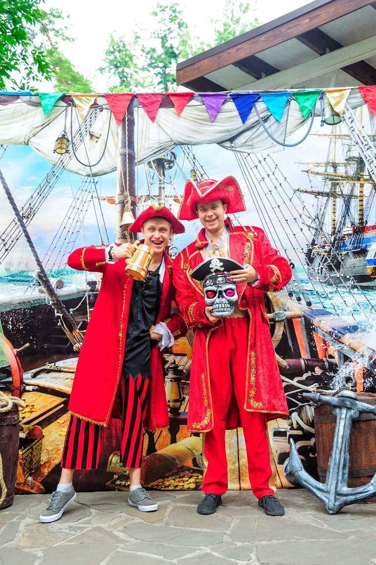 Замечательный #деньрождения в пиратском стиле прошел в #ПаркеГорького ))))  С  настоящими пиратами, приключениями и сокровищами ))) Если ваш ребенок  обожает #пиратов и готов отправиться в захватывающие путешествия  в поисках клада,то праздник в таком стиле это,то что нужно)))) 😉  А тематическая #фотозон и вкуснеший #торт с морской тематикой сделают праздник еще круче))))  аwww.kids-prazdnik.com.ua #детскийденьрождения #детскийпраздник #пиратскийквест #пиратскийпраздник #Фотозона…